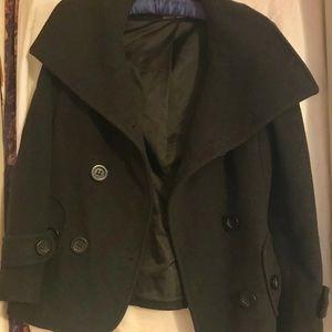 Apt 9 black pea coat